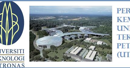 Universiti Teknologi Petronas Blog Surasmi X