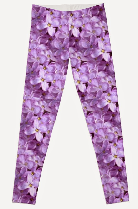 Lilac Leggings