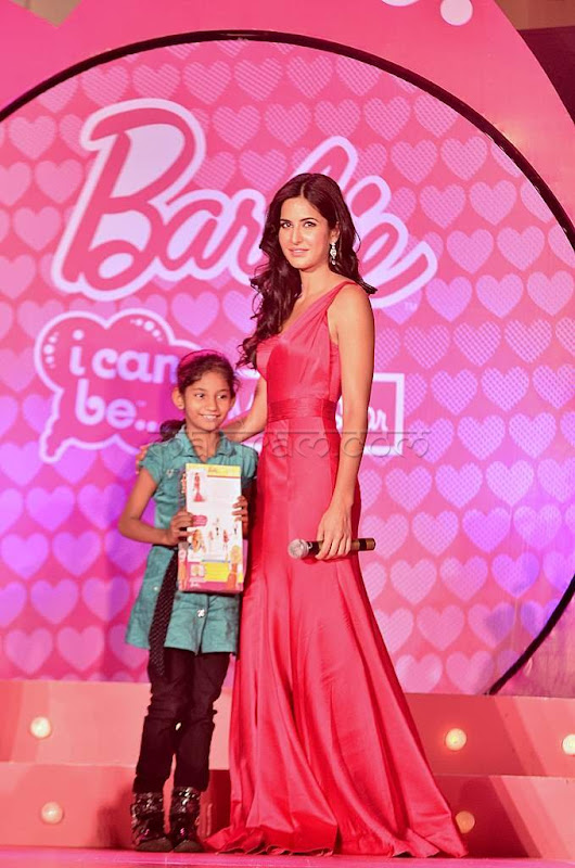 Katrina kaif launches barby doll photos  stills