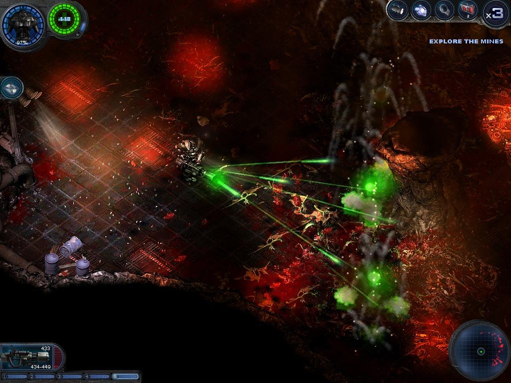 Alien Shooter 2 - Download 100% Free Games - GameTop