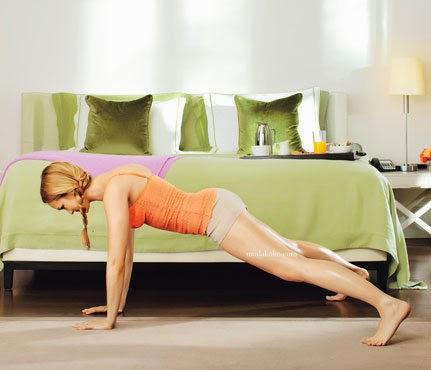 Kol ve Bacak Sıkılaştıran Tek Hareket