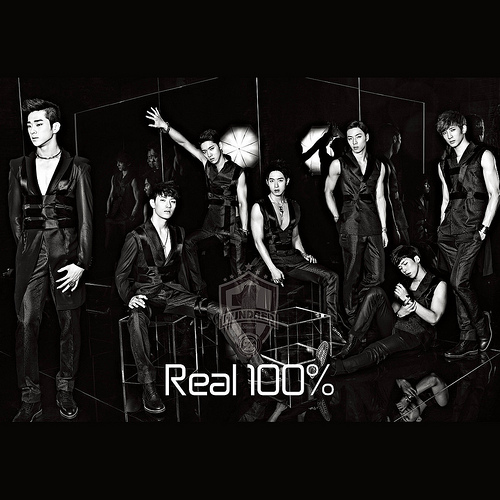 MV 100% - Want U Back