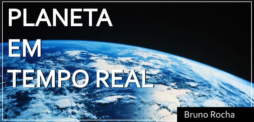 planeta em tempo real