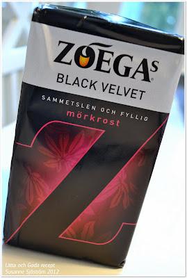 zoegas black velvet