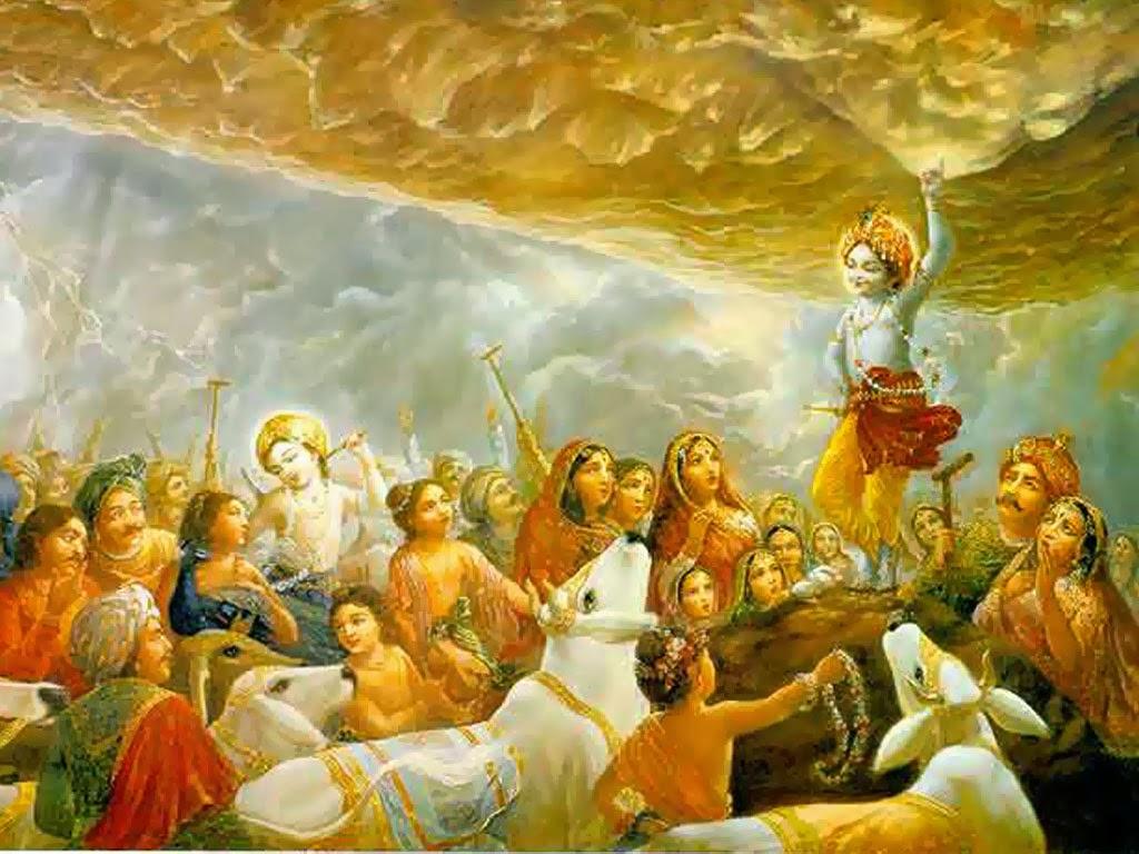 ISKCON of Silicon Valley: Grand Diwali & Govardhan Puja ...