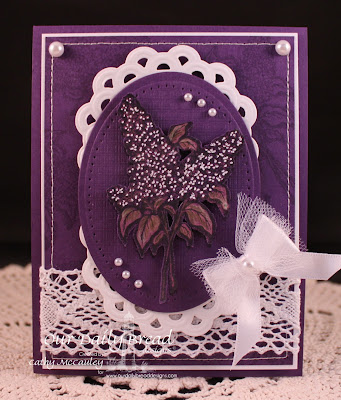Our Daily Bread Designs, Lilac