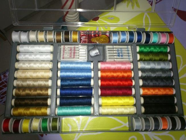 A mis treinta y pocos set costura lidl - Set de costura ...