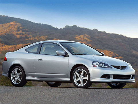 Acura  Specs on Japanese Car Photos   2005 Acura Rsx Type S