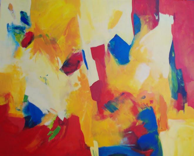Nieuw schilderij,  2012