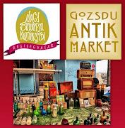Gozsdu Antik Market - Budapest, Gozsdu Udvar Király utca 13.