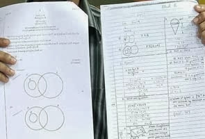 Kertas Soalan Matematik SPM Tidak Bocor!