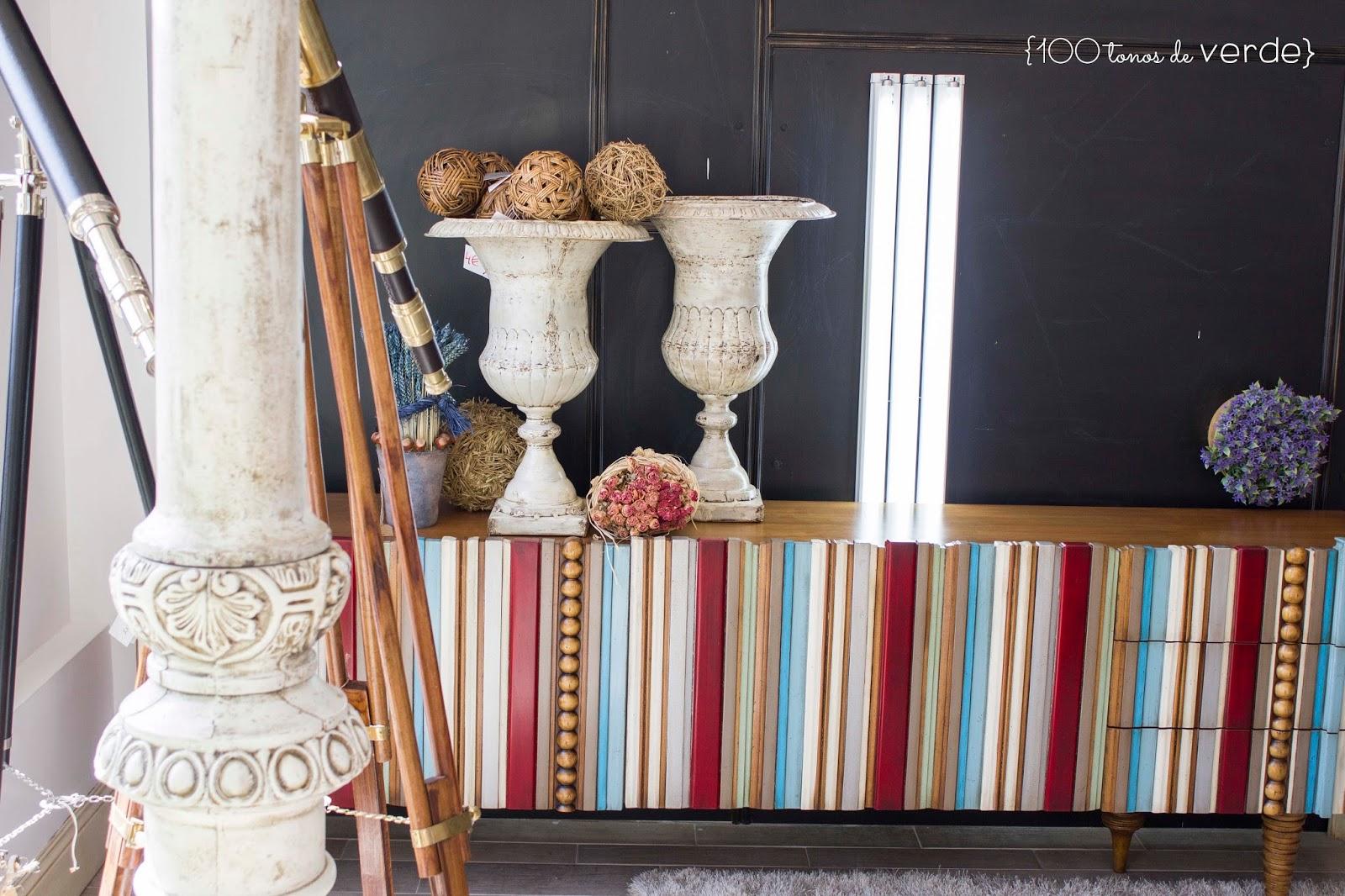 100 tonos de verde de tiendas lola glamour - Lola glamour mobili ...