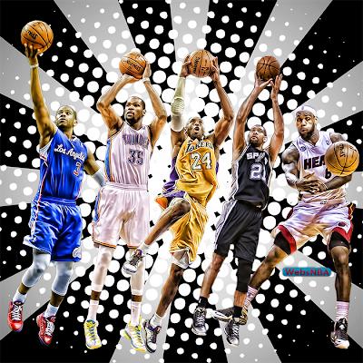 Quinteto NBA