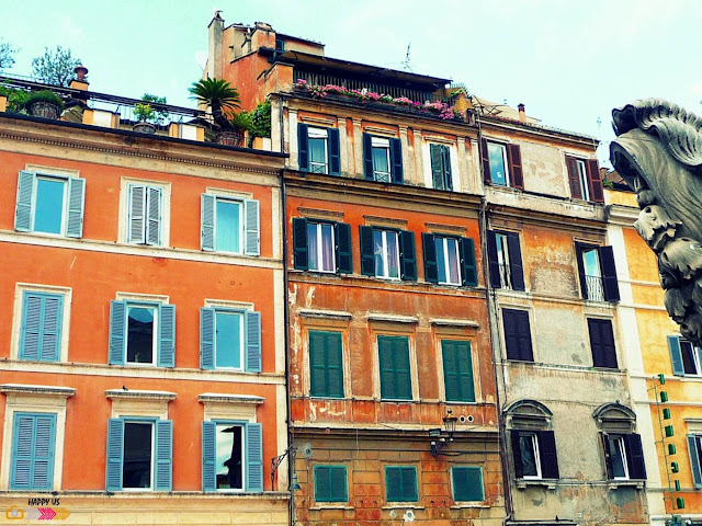 Week-end à Rome - Quartier du Trastevere