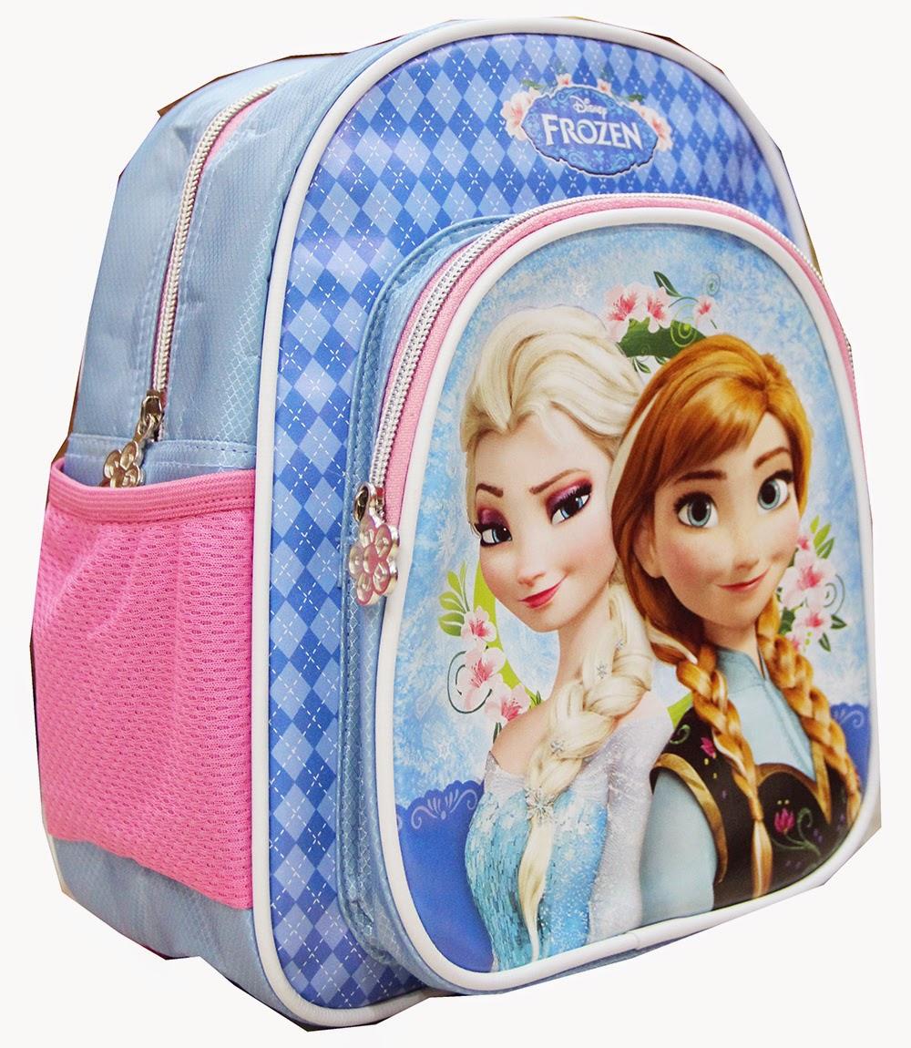 Gambar tas ransel elsa frozen untuk anak