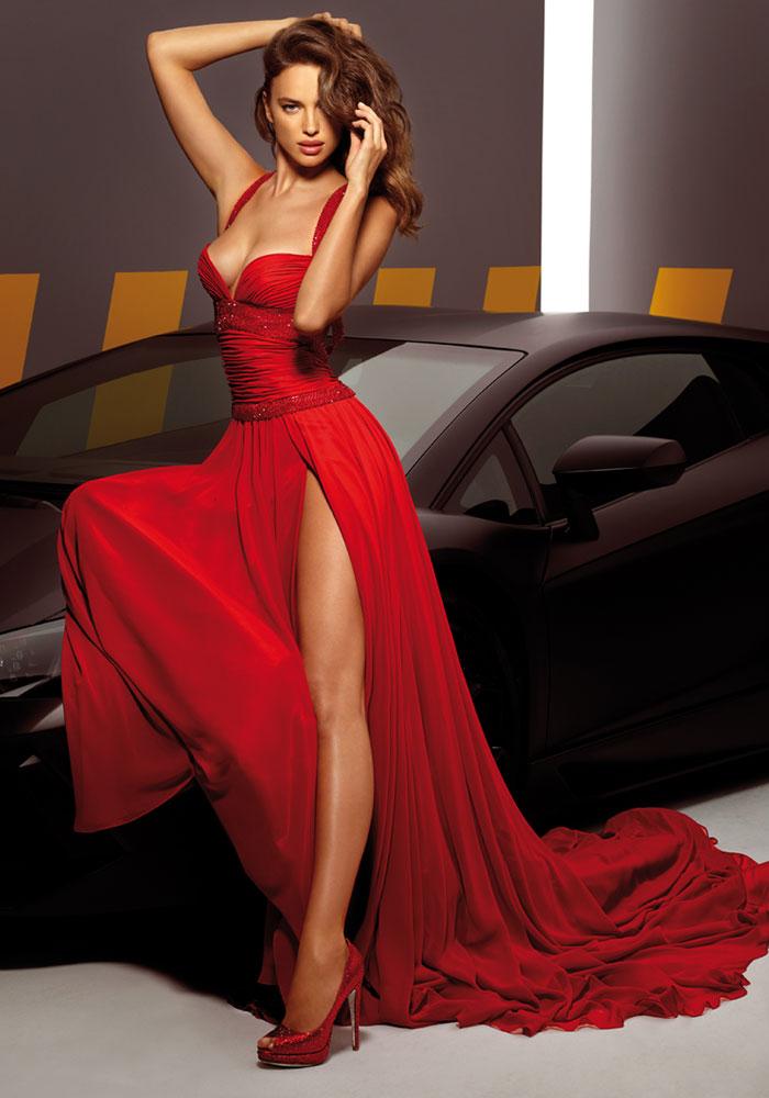 Wedding Saloon :: Красные свадебные платья - Свадебные платья и