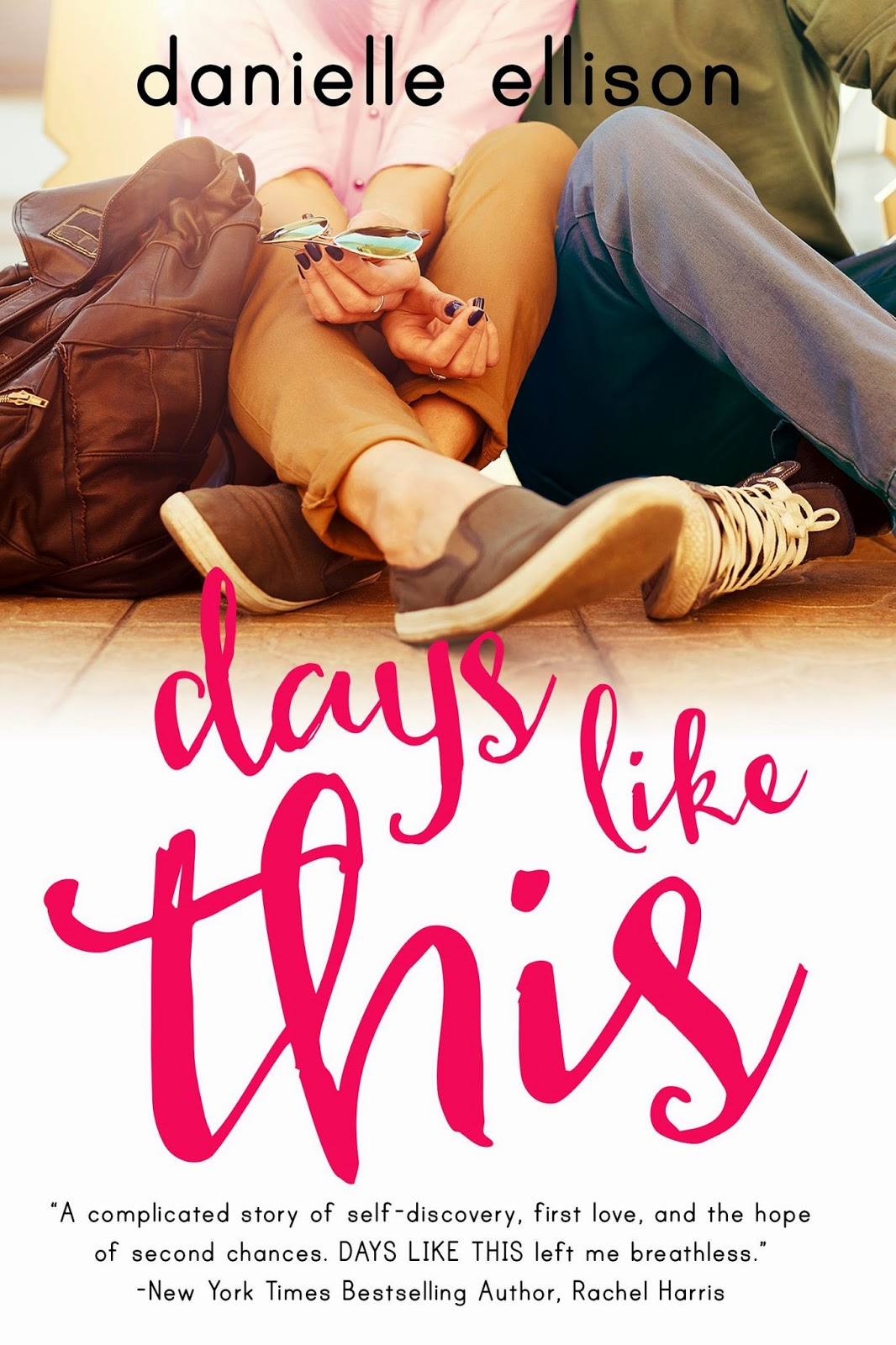 Cover Reveal : Days Like This