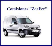 Comisiones Zoe Fer