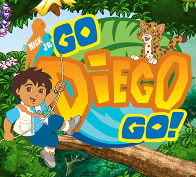 Go Diego Go