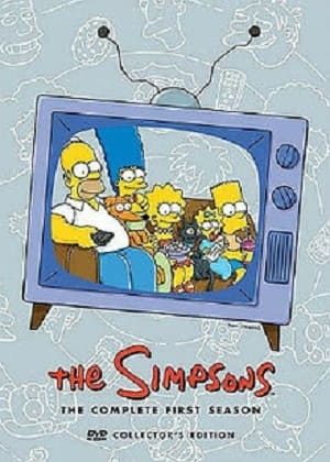 Os Simpsons - 1ª Temporada Desenhos Torrent Download capa