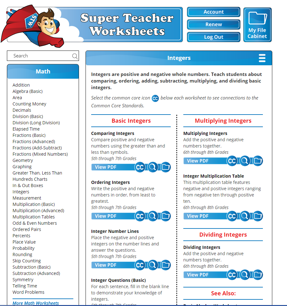 Carter Chaos: Become a Super Teacher