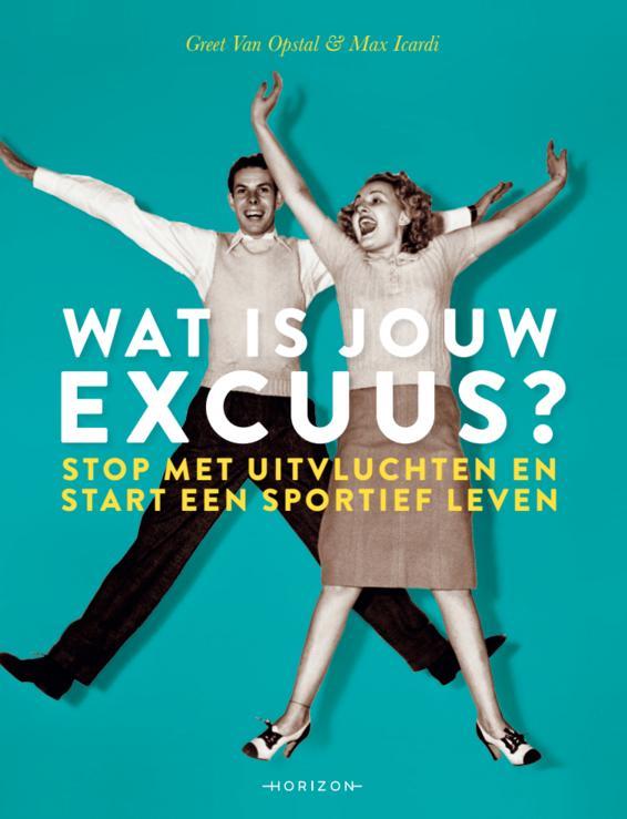 Boek 'Wat is jouw excuus?'