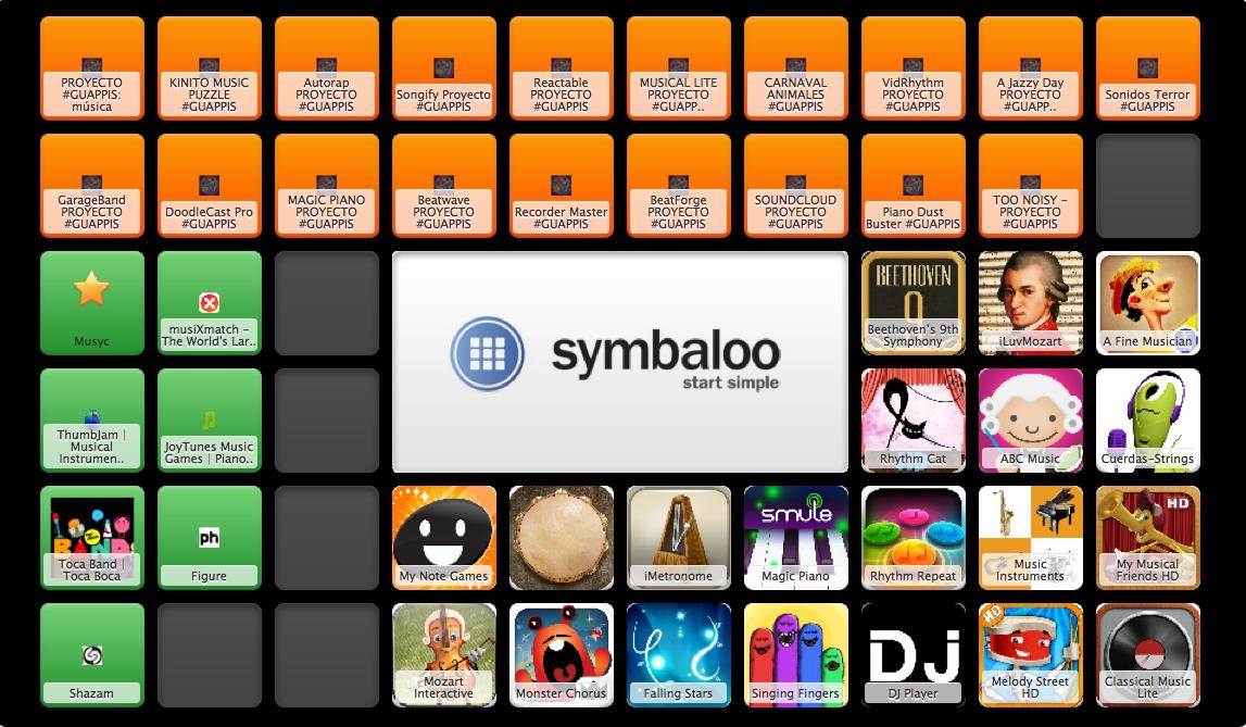 Apps Música