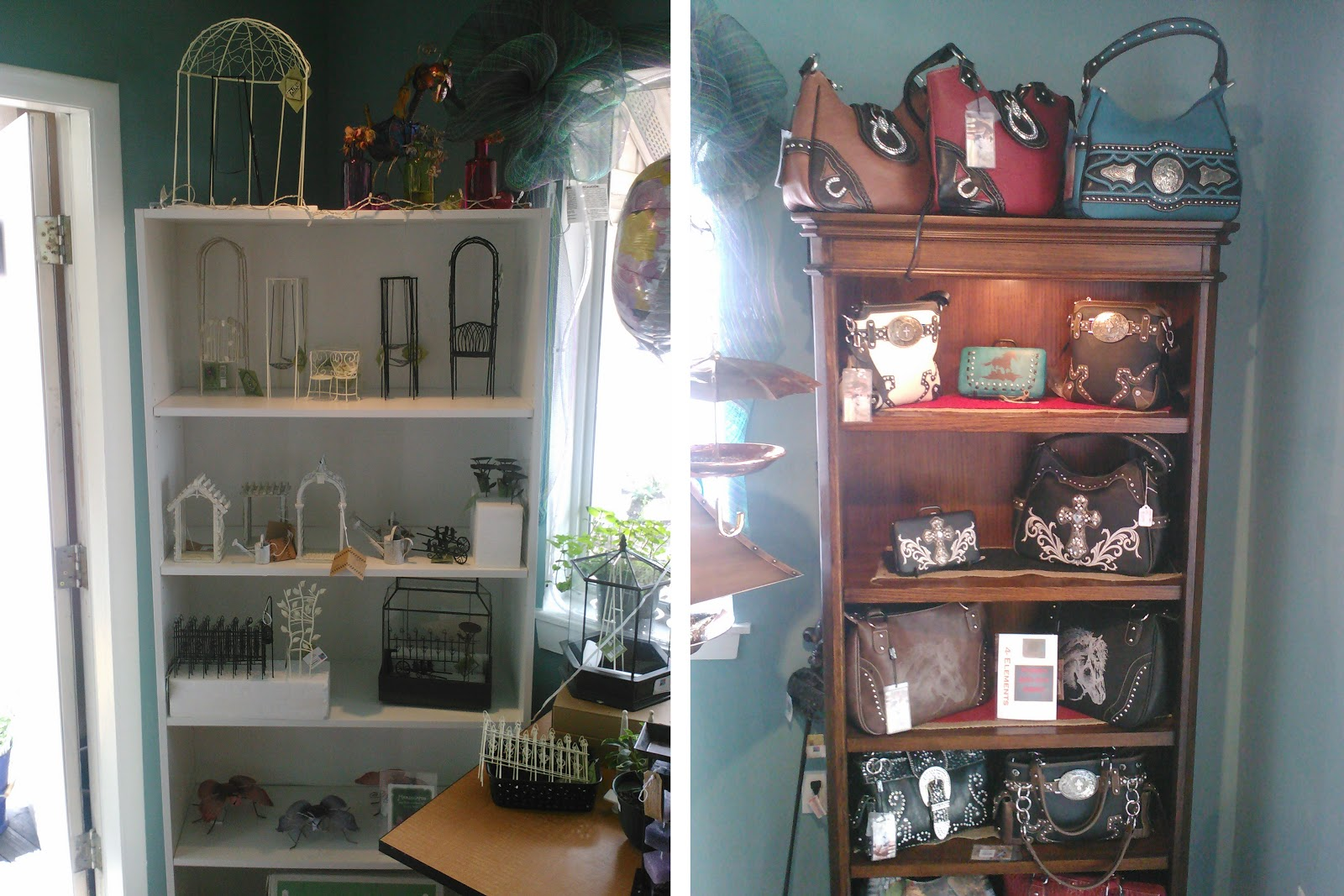 Shop 4 Elements Located in Foleys Orange Blossom Square