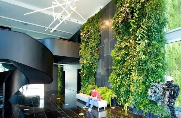 Najpiękniejsze zielone aranżacje we wnętrzach