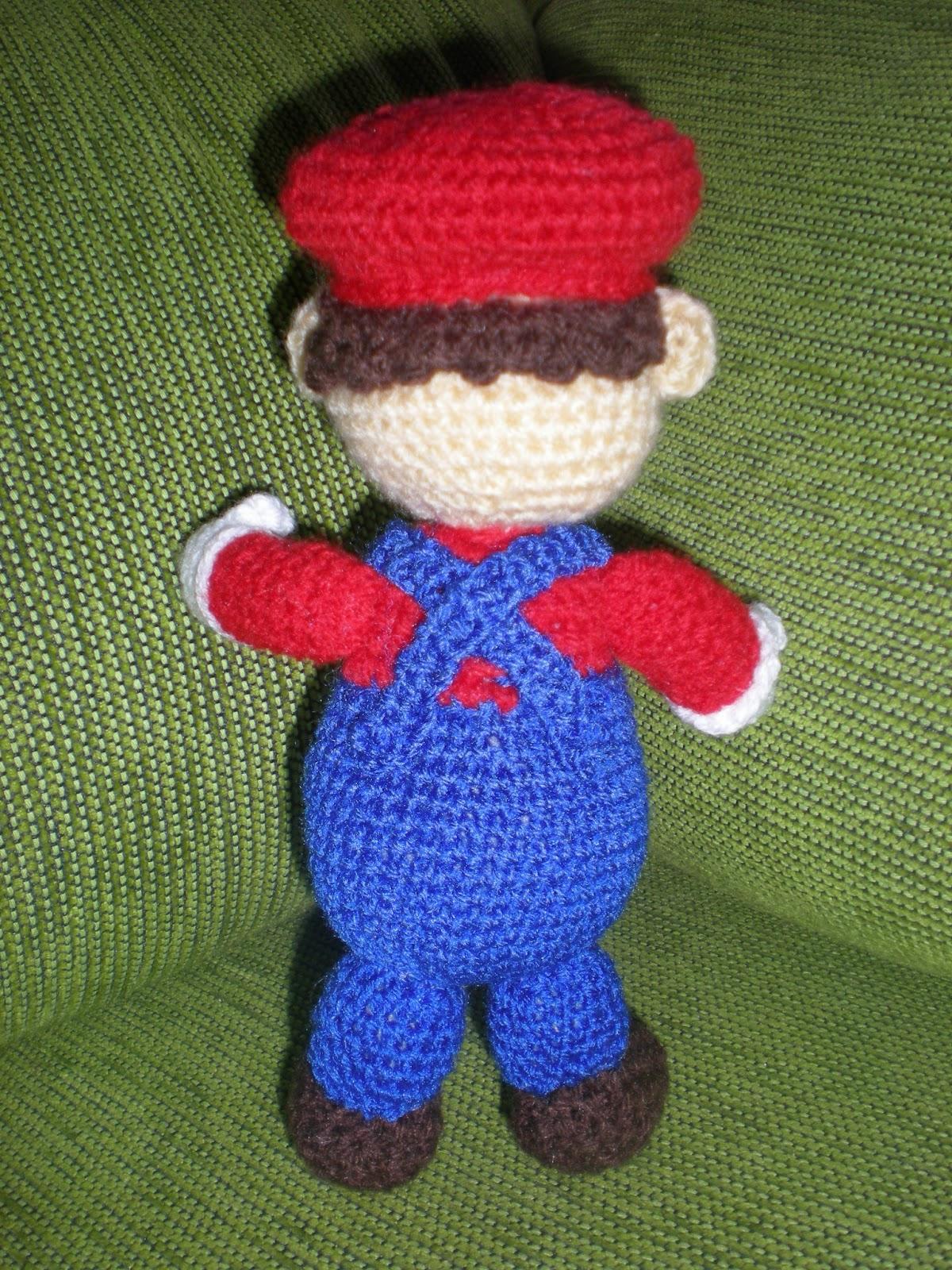 Amigurumis, Crochet y Otras Cosillas Juani: Mario Bros ...