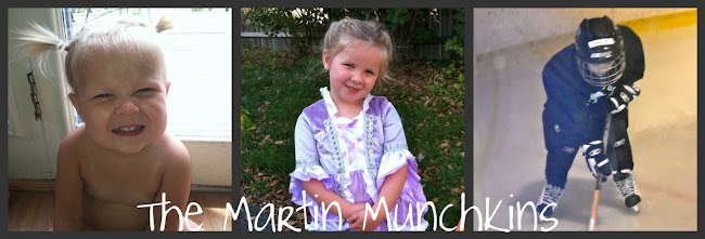 The Martin Munchkins