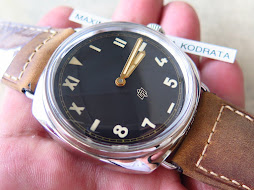 PANERAI PAM 424 CALIFORNIA DIAL 47mm HISTORICAL Q