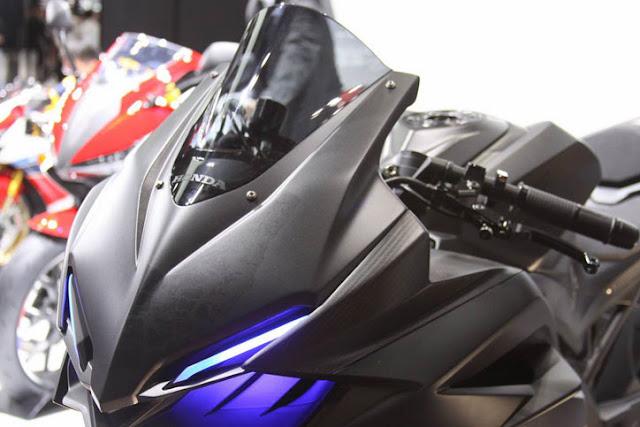 Semakin Di Buat Penasaran Dengan Honda CBR250RR