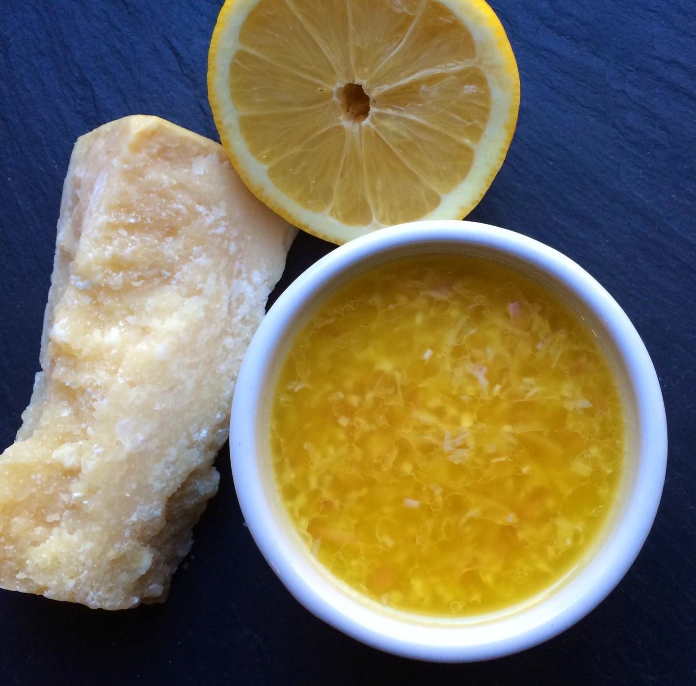 Lemon Parmesan Vinaigrette