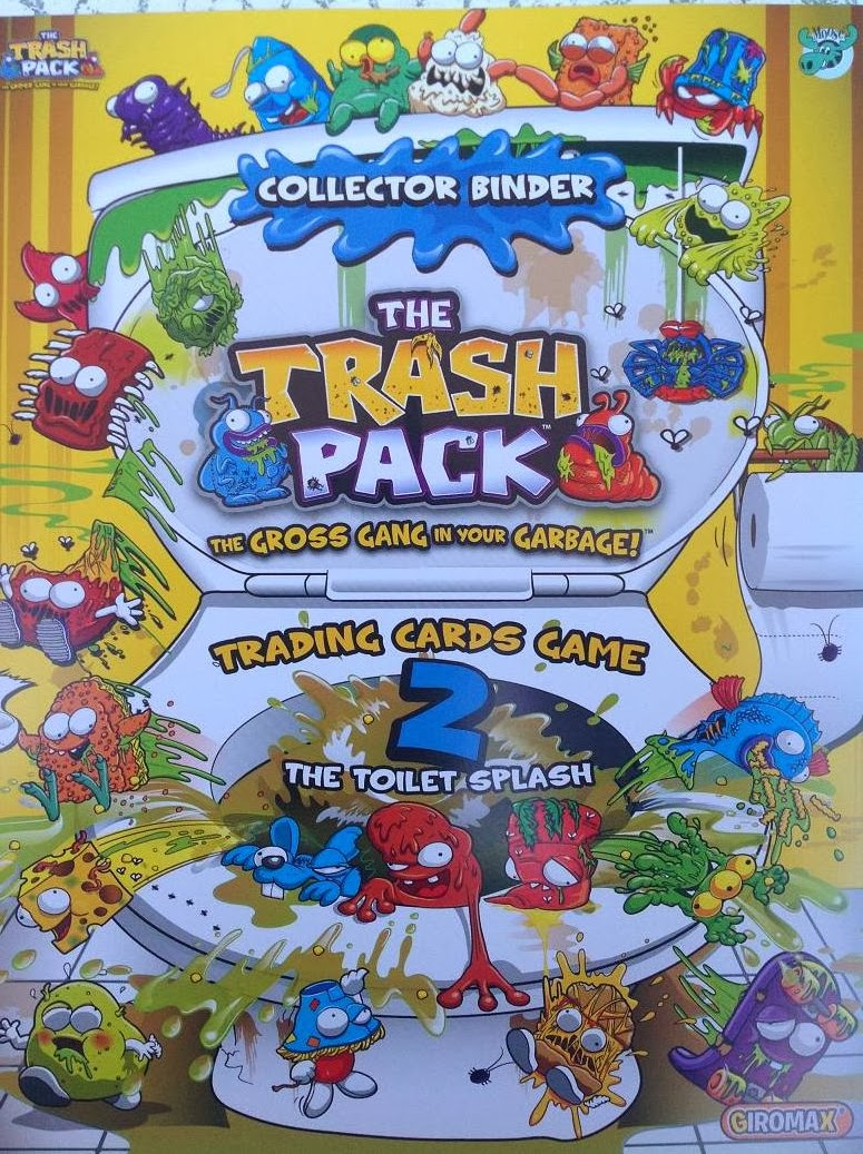 Trash Pack  2 Archivador