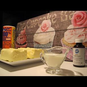 receta frosting buttercream zelebra
