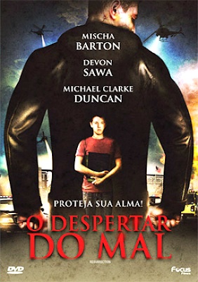 Filme Poster O Despertar do Mal DVDRip XviD Dual Audio & RMVB Dublado