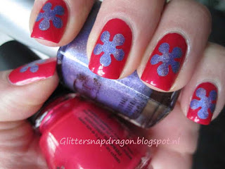 China Glaze Snap My Dragon Color Club Eternal beauty
