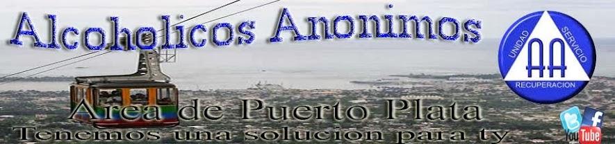 Alcoholicos Anonimos Digital de  Puerto Plata R. D.