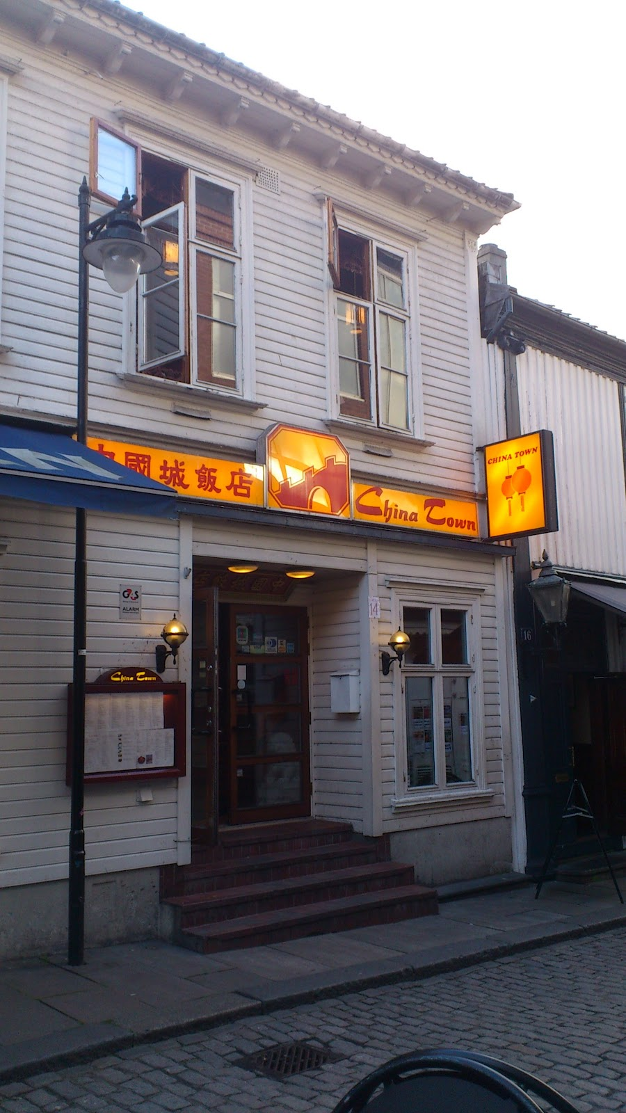 stavanger restaurants review china town a good chinese restaurant in city center. Black Bedroom Furniture Sets. Home Design Ideas