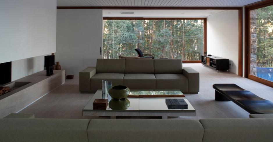 Sala De Estar Wdk Letra ~ Livings decorados  veja 40 salas de estar de estilos diferentes