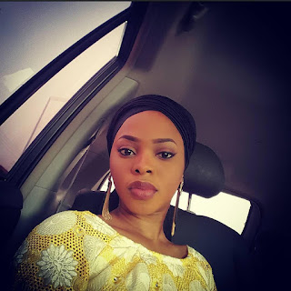 Cute Photo: Pretty Miss Kedike Chidinma Ekile Heading For Church