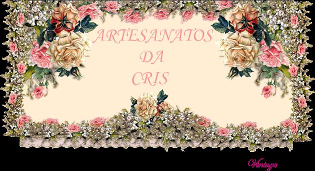 Artesanatos da Cris