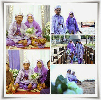 KEMAMAN : WEDDING ON 13/6/2010