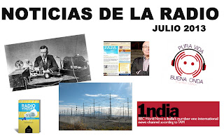 Noticias de la Radio (Julio 2013)