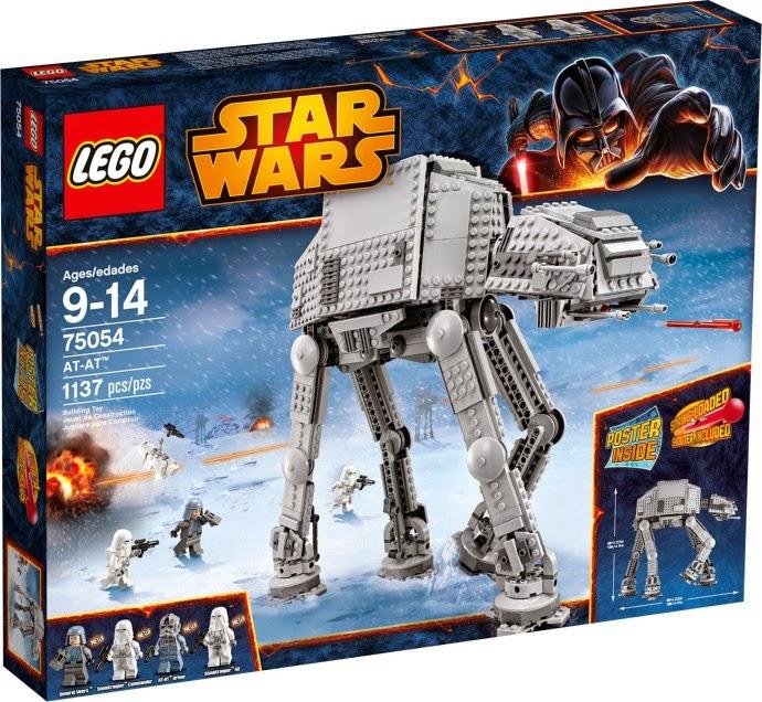 Lego 75054 AT-AT