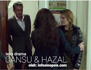 Sinopsis Cansu dan Hazal Episode 8
