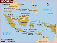 Nama-nama Provinsi di Indonesia Beserta Ibukotanya