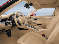 2012 All New Porsche 911 991 not 998 Model Official picture Carrera Coupe Interior