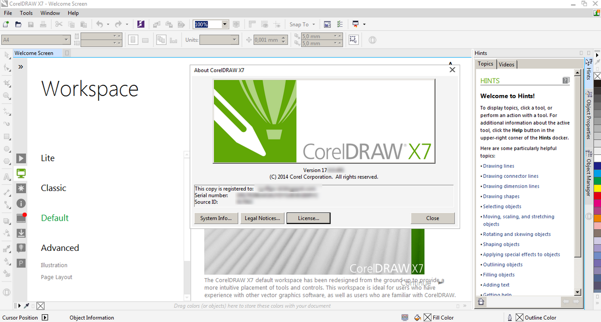 keygen coreldraw x7 full version 32 bit